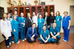Команда кардиохирургического центра