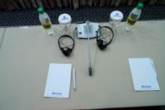 Оборудование синхронного перевода