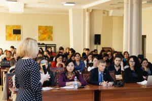 Устный перевод на семинаре
