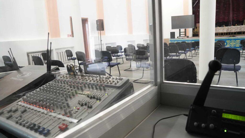 Звукооборудование
