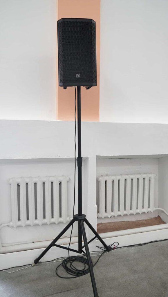 Усилители звука аренда колонки